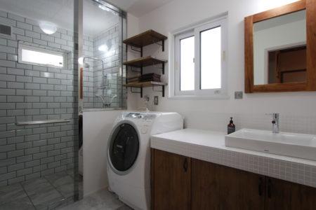 洗面&シャワールームリフォーム 新潟市江南区E様邸の画像